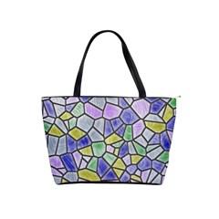 Mosaic Linda 5 Shoulder Handbags by MoreColorsinLife