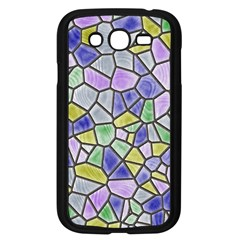 Mosaic Linda 5 Samsung Galaxy Grand Duos I9082 Case (black) by MoreColorsinLife