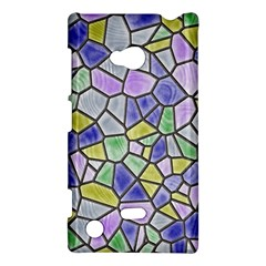 Mosaic Linda 5 Nokia Lumia 720 by MoreColorsinLife