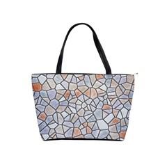 Mosaic Linda 6 Shoulder Handbags by MoreColorsinLife