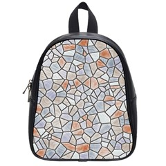 Mosaic Linda 6 School Bag (small) by MoreColorsinLife
