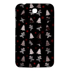 Ginger Cookies Christmas Pattern Samsung Galaxy Tab 3 (7 ) P3200 Hardshell Case  by Valentinaart