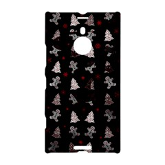 Ginger Cookies Christmas Pattern Nokia Lumia 1520 by Valentinaart
