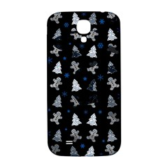 Ginger Cookies Christmas Pattern Samsung Galaxy S4 I9500/i9505  Hardshell Back Case by Valentinaart