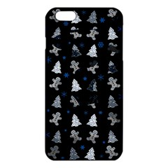 Ginger Cookies Christmas Pattern Iphone 6 Plus/6s Plus Tpu Case by Valentinaart