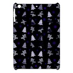 Ginger Cookies Christmas Pattern Apple Ipad Mini Hardshell Case by Valentinaart