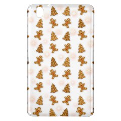 Ginger Cookies Christmas Pattern Samsung Galaxy Tab Pro 8 4 Hardshell Case by Valentinaart