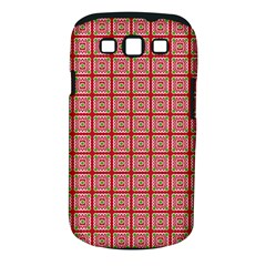 Christmas Paper Wrapping Paper Samsung Galaxy S Iii Classic Hardshell Case (pc+silicone) by Onesevenart