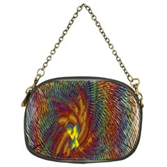 Fire New Year S Eve Spark Sparkler Chain Purses (two Sides)  by Onesevenart