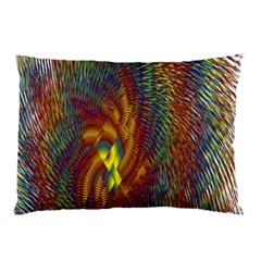 Fire New Year S Eve Spark Sparkler Pillow Case by Onesevenart