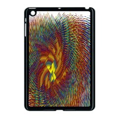 Fire New Year S Eve Spark Sparkler Apple Ipad Mini Case (black) by Onesevenart