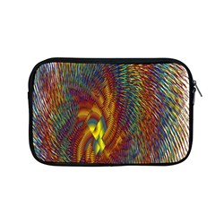 Fire New Year S Eve Spark Sparkler Apple Macbook Pro 13  Zipper Case by Onesevenart