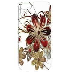 Gemstones Gems Jewelry Diamond Apple Iphone 5 Hardshell Case With Stand by Onesevenart