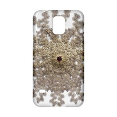 Gold Golden Gems Gemstones Ruby Samsung Galaxy S5 Hardshell Case  by Onesevenart