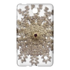 Gold Golden Gems Gemstones Ruby Samsung Galaxy Tab 4 (8 ) Hardshell Case  by Onesevenart