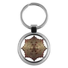 Jewelry Jewel Gem Gemstone Shine Key Chains (round)  by Onesevenart