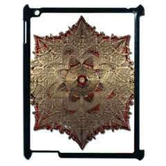 Jewelry Jewel Gem Gemstone Shine Apple Ipad 2 Case (black) by Onesevenart