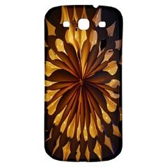 Light Star Lighting Lamp Samsung Galaxy S3 S Iii Classic Hardshell Back Case by Onesevenart