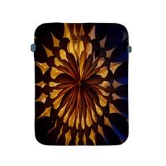 Light Star Lighting Lamp Apple Ipad 2/3/4 Protective Soft Cases by Onesevenart