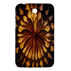 Light Star Lighting Lamp Samsung Galaxy Tab 3 (7 ) P3200 Hardshell Case  by Onesevenart