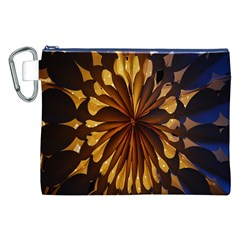 Light Star Lighting Lamp Canvas Cosmetic Bag (xxl) by Onesevenart