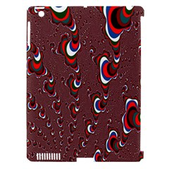 Mandelbrot Fractal Mathematics Art Apple Ipad 3/4 Hardshell Case (compatible With Smart Cover) by Onesevenart