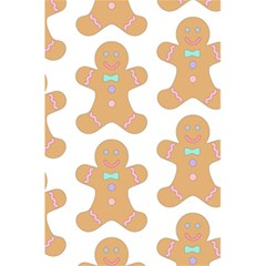 Pattern Christmas Biscuits Pastries 5 5  X 8 5  Notebooks by Onesevenart