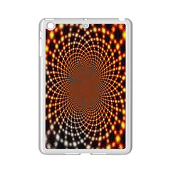 Pattern Texture Star Rings Ipad Mini 2 Enamel Coated Cases by Onesevenart