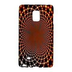 Pattern Texture Star Rings Galaxy Note Edge by Onesevenart