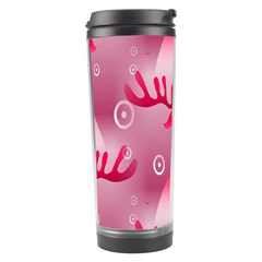 Seamless Repeat Repeating Pattern Travel Tumbler by Onesevenart