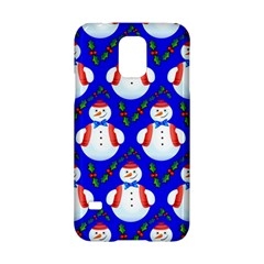 Seamless Repeat Repeating Pattern Samsung Galaxy S5 Hardshell Case  by Onesevenart