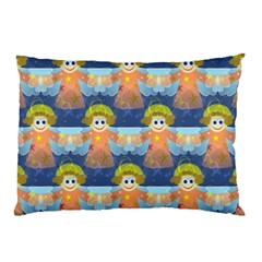 Seamless Repeat Repeating Pattern Pillow Case (two Sides) by Onesevenart