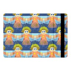 Seamless Repeat Repeating Pattern Apple Ipad Pro 10 5   Flip Case by Onesevenart