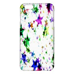 Star Abstract Advent Christmas Iphone 6 Plus/6s Plus Tpu Case by Onesevenart