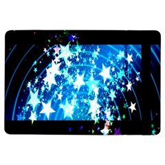 Star Abstract Background Pattern Ipad Air Flip by Onesevenart