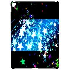 Star Abstract Background Pattern Apple Ipad Pro 12 9   Hardshell Case by Onesevenart