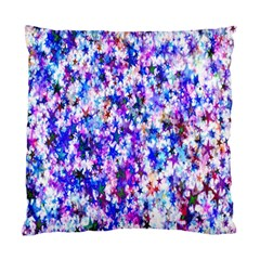 Star Abstract Advent Christmas Standard Cushion Case (one Side) by Onesevenart
