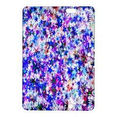 Star Abstract Advent Christmas Kindle Fire Hdx 8 9  Hardshell Case by Onesevenart