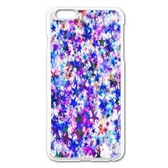 Star Abstract Advent Christmas Apple Iphone 6 Plus/6s Plus Enamel White Case by Onesevenart