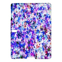 Star Abstract Advent Christmas Samsung Galaxy Tab S (10 5 ) Hardshell Case  by Onesevenart