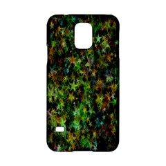 Star Abstract Advent Christmas Samsung Galaxy S5 Hardshell Case  by Onesevenart