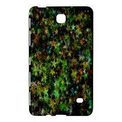 Star Abstract Advent Christmas Samsung Galaxy Tab 4 (8 ) Hardshell Case  by Onesevenart