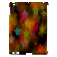 Star Background Texture Pattern Apple Ipad 3/4 Hardshell Case (compatible With Smart Cover) by Onesevenart