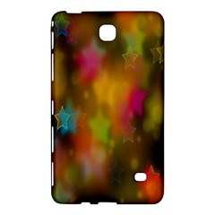 Star Background Texture Pattern Samsung Galaxy Tab 4 (8 ) Hardshell Case  by Onesevenart