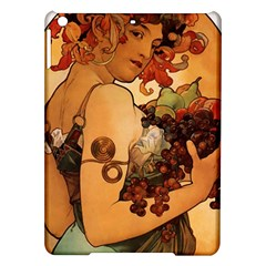 Alfons Mucha   Fruit Ipad Air Hardshell Cases by 8fugoso