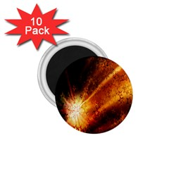 Star Sky Graphic Night Background 1 75  Magnets (10 Pack)  by Onesevenart
