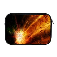 Star Sky Graphic Night Background Apple Macbook Pro 17  Zipper Case by Onesevenart