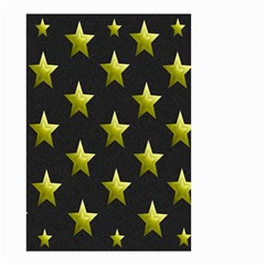 Stars Backgrounds Patterns Shapes Small Garden Flag (two Sides) by Onesevenart
