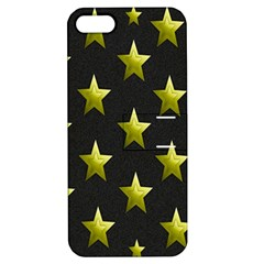 Stars Backgrounds Patterns Shapes Apple Iphone 5 Hardshell Case With Stand by Onesevenart
