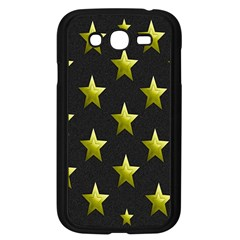 Stars Backgrounds Patterns Shapes Samsung Galaxy Grand Duos I9082 Case (black) by Onesevenart